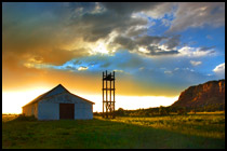 Gallina New Mexico Church