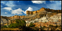 Lybrook Badlands New Mexico
