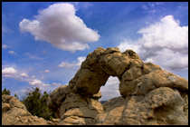 Little Rock Arch New Mexico